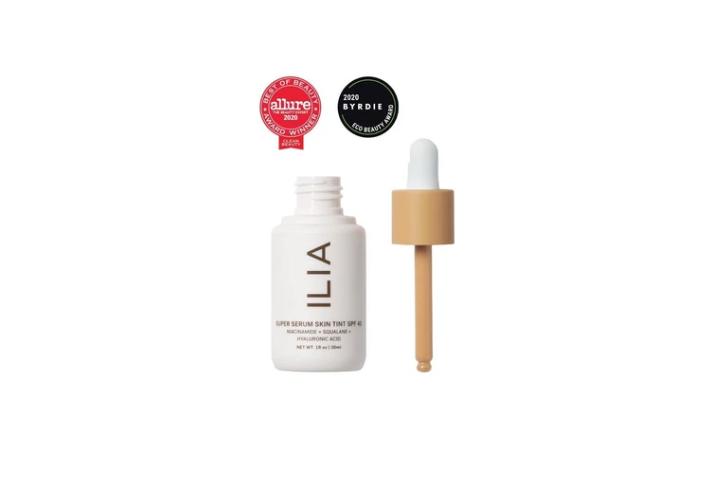 10 Best Foundations - ILEA Super Serum Skin Tint