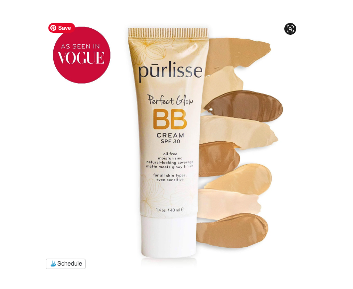 The 10 Best Foundations - Purlisse Foundation