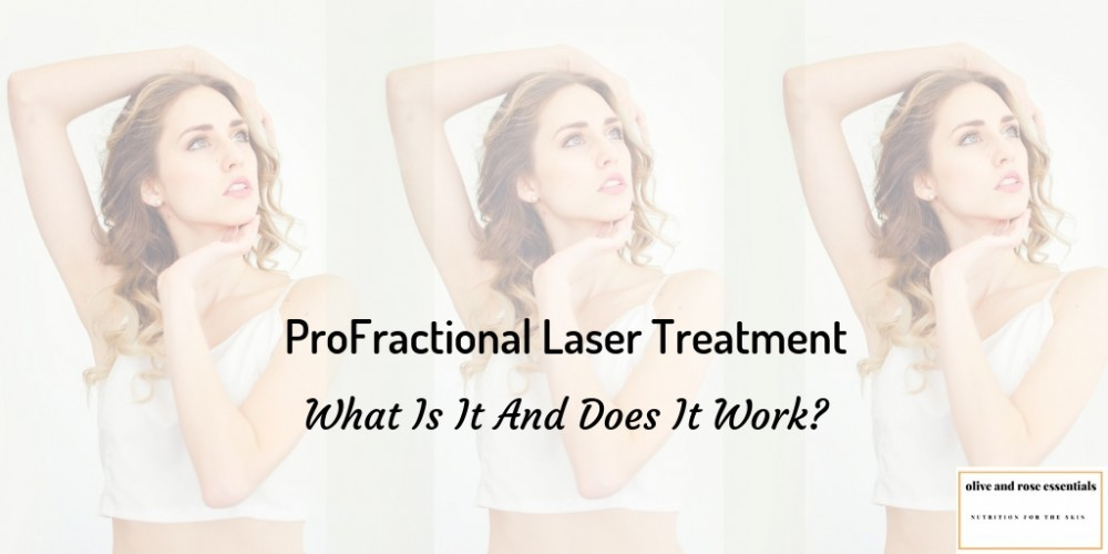 ProFractional Laser Treatment - Graphic Of 3 Woman