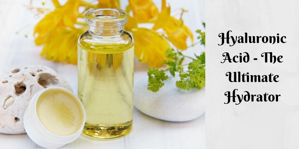 The Benefits Of Hyaluronic Acid For The Skin - Bottle Of HA