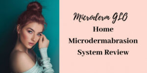 Microderm GLO - Home Microdermabrasion System - Graphic