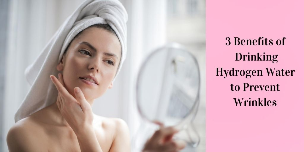 The Benefits Of Hydrogen Water For Combatting Oxidative Stress In The Skin - Beautiful Sunset