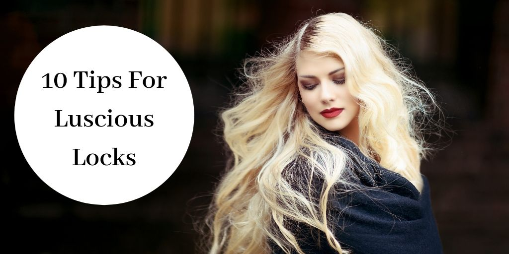 10 Gorgeous Hair Hack - Beautiful Blonde Woman