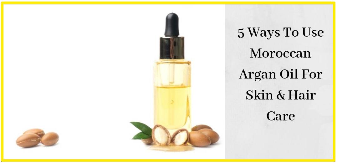Moroccan Argan Oil - Argan Oil And Nuts