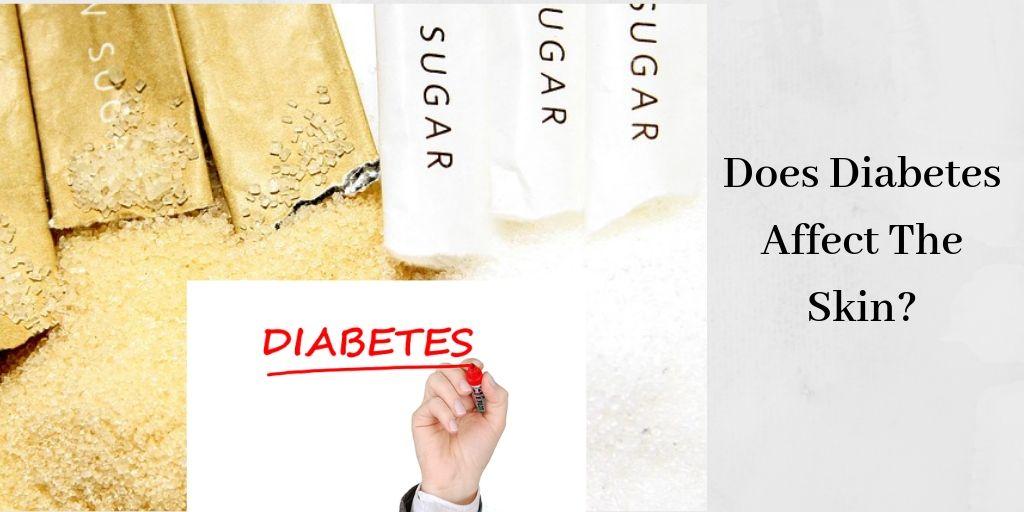 sugar and diabetes banner