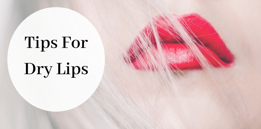 5 AMAZING DIY Tips For Dry Lips - Red Lips