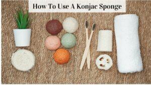 How To Use A Konjac Sponge - Konjac Sponge