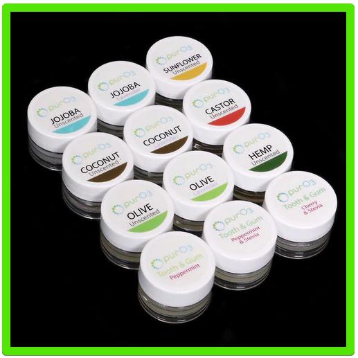 Ozonated Olive Oil - Set Of 12 Oils