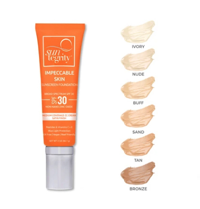 The 10 Best Foundations - Suntegrity