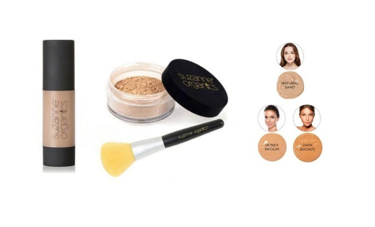 The 10 Best Foundations - Suzanne Foundation