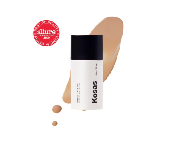 The 10 Best Foundations - Kosas TInted Face Oil