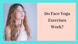 Does Face Yoga Really Work - Pretty Woman With Finger On Chin