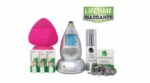 Microderm GLO – Home Microdermabrasion System - Graphic