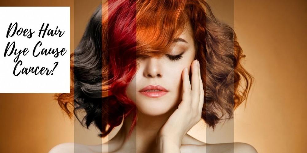 Does Hair Dye Cause Cancer - Beautiful Redhead